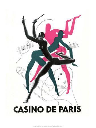 Jazz Age Paris, Casino de Paris