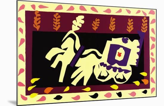 Jazz, c.1947-Henri Matisse-Mounted Art Print
