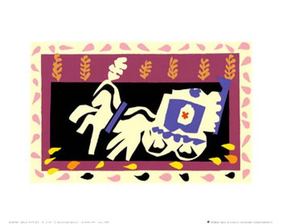 Jazz, c.1947-Henri Matisse-Art Print