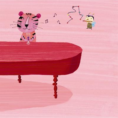 Jazz Critters III--Art Print