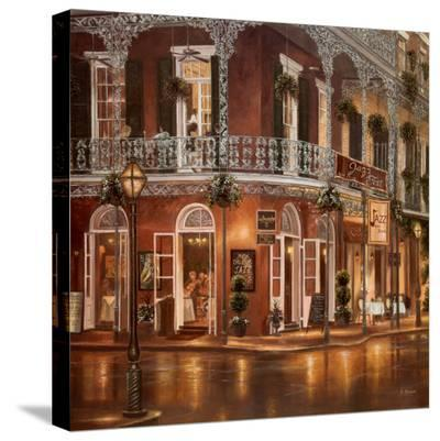 Jazz du Jour-Betsy Brown-Stretched Canvas Print