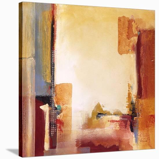 Jazz Notes I-Noah Li-Leger-Stretched Canvas Print