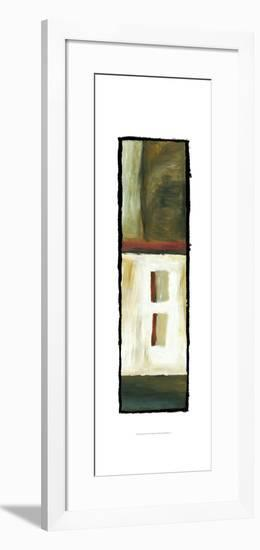 Jazz Session II-Chariklia Zarris-Framed Art Print