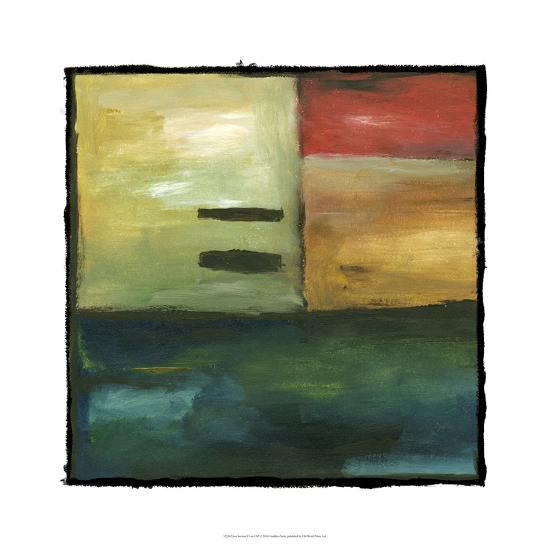 Jazz Session VI-Chariklia Zarris-Art Print