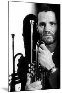 Jazz Trumpet Player Chet Baker (1929-1988) C. 1987