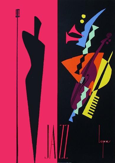 Jazz-Lepas-Collectable Print