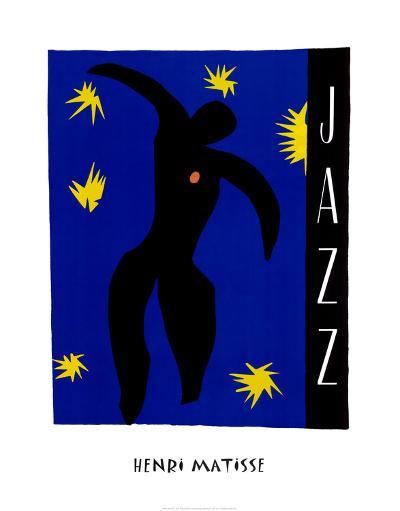 Jazz-Henri Matisse-Art Print