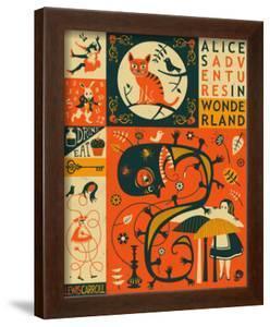 Alice in Wonderland by Jazzberry Blue