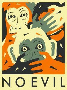 No Evil by Jazzberry Blue