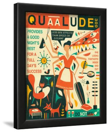 Q is for Quaalude by Jazzberry Blue