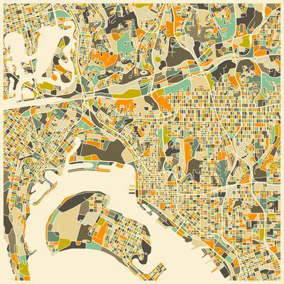 San Diego Map
