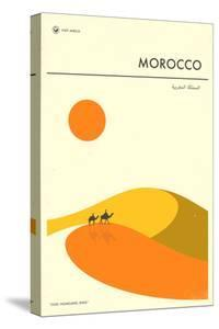 Visit Morocco by Jazzberry Blue