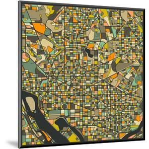 Beautiful Maps of Washington D.C. artwork for sale, Posters and ...