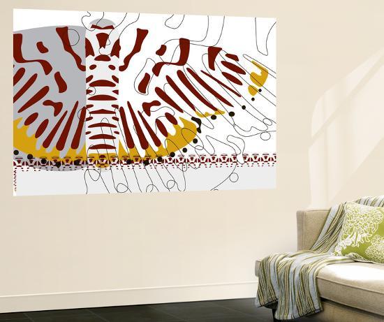 Jazzy Nina-Belen Mena-Wall Mural