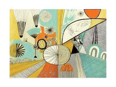 Jazzy Stuff-Richard Faust-Premium Giclee Print