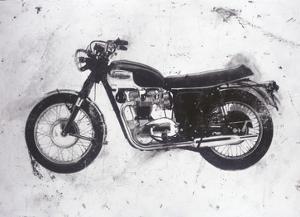 Moto Black by JB Hall