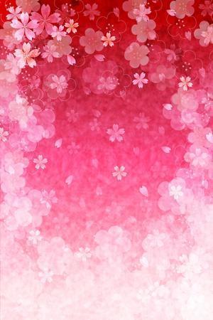 Cherry Plum Greeting Cards