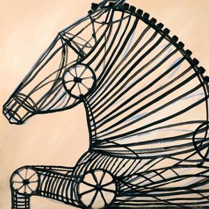 Mechanical Horse II by JC Pino
