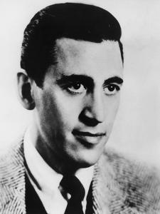 Jd Salinger (1919-1951) American Novelist Here C. 1950