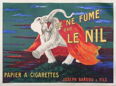Je Ne Fune Que Le Nil-Leonetto Cappiello-Premium Edition