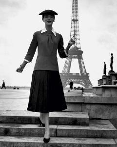 Paris Fashion by Jean Alexis Rouchon