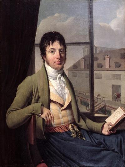 Jean Antoine Chaptal-Louis Bouchot-Giclee Print