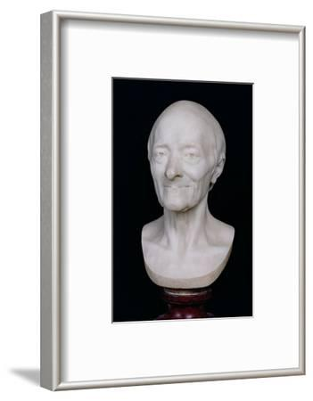 Bust of Voltaire (1694-1778) Without His Wig, 1778