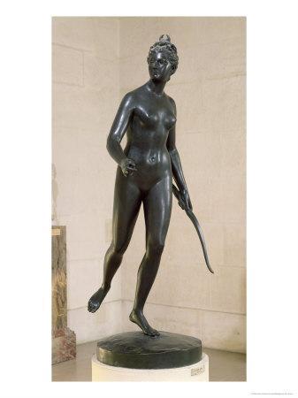 Diana the Huntress, 1790