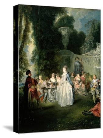 Fetes Venitiennes, 1718-19