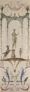 Le Faune by Jean Antoine Watteau