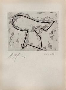 Composition 421 by Jean Arp