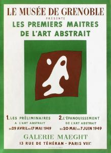 Galerie Maeght by Jean Arp