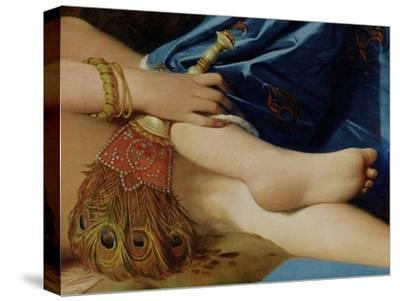 Detail of the Grand Odalisque, 1814 (Detail)