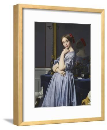 Louise De Broglie, Comtesse D'Haussonville, 1845