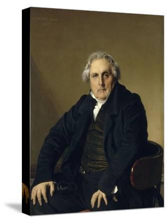 Portrait de Bertin, Louis-François, dit Bertin l'ainé (1766-1841), fondateu