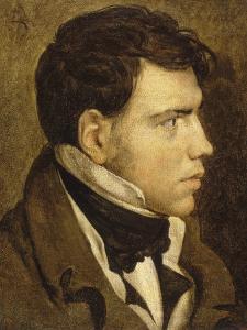 Portrait de jeune homme by Jean-Auguste-Dominique Ingres