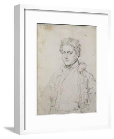 Portrait of Charles Robert Cockerell, 1817