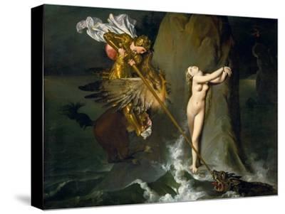 Ruggiero Rescuing Angelica