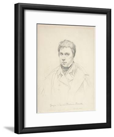 Self-Portrait, 1822