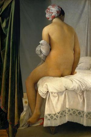 The Valpinçon Bather, 1806