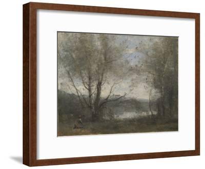 A Pond Seen Through the Trees, C.1855-65