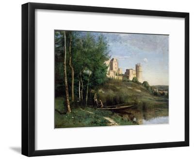 Ruins of the Chateau De Pierrefonds, C.1830-35