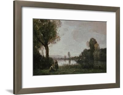 Seine Landscape Near Chatou, 1885