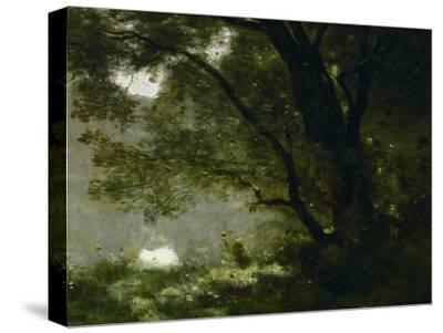 Shepherd, Souvenir of Mortefontaine, France