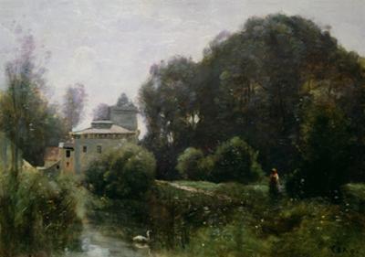 Souvenir of the Villa Borghese, 1855