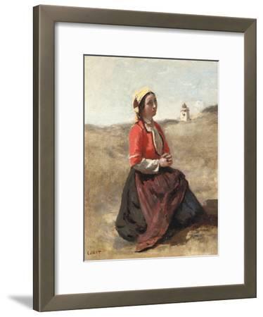 The Breton in Prayer