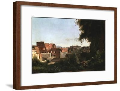 The Colosseum: View from the Farnese Gardens, Rome, 1826