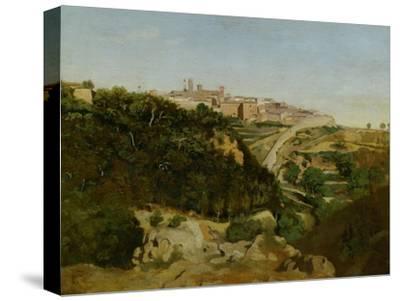 Volterra, Italy, 1834