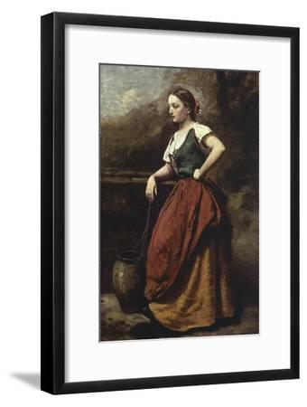 Young Woman at the Well