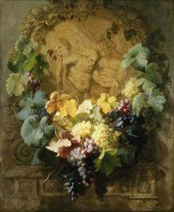 A Tribute to Bacchus by Jean Baptiste Claude Robie